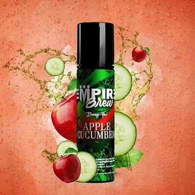 Empire Brew - Apple Cucumber - Shake & Vape Liquid