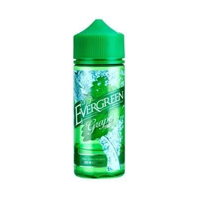 Evergreen - Grape Mint - Longfill Aroma