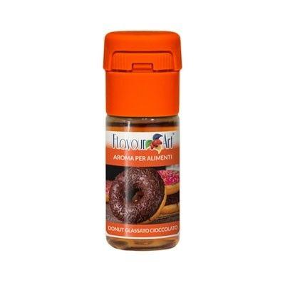 FlavourArt Aroma zum Liquid mischen - Chocolate Glazed Doughnut