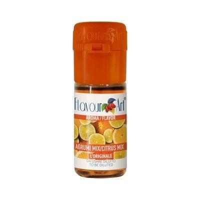 FlavourArt Aroma zum Liquid mischen - Zitrusmix - Citrus Mix
