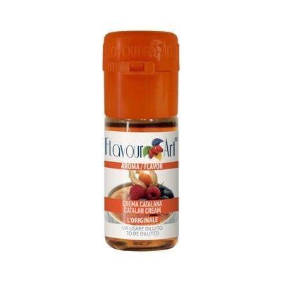 FlavourArt Aroma zum Liquid mischen - Creme Katalan