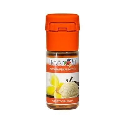 FlavourArt Aroma zum Liquid mischen - Vanilla Ice Cream
