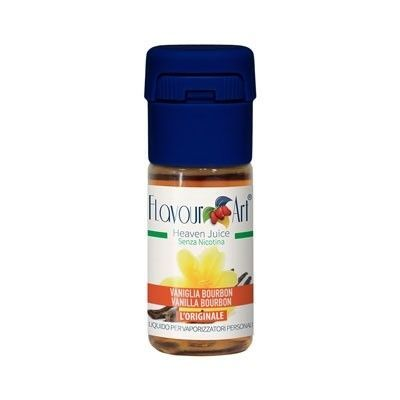 FlavourArt Liquid - Vanille Bourbon