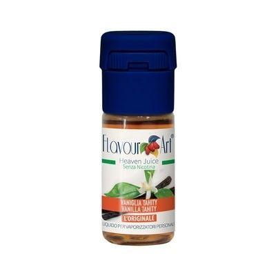 FlavourArt Liquid - Vanille Tahity