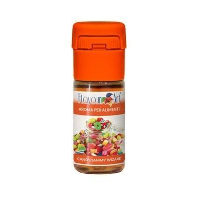 FlavourArt Aroma zum Liquid mischen - Candy Wizard