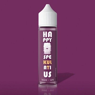 Happy Liquid - Shake & Vape Liquid - Happy Spekulatius