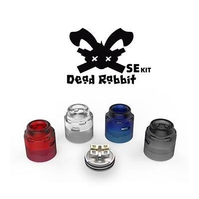 Hellvape Dead Rabbit SE RDA Kit - Selbstwickelverdampfer