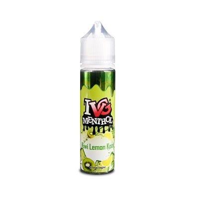 IVG Menthol - Shake & Vape Liquid - Kiwi Lemon Kool
