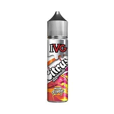 IVG Mixer Range - Citrus Lemonade - Shake & Vape Liquid