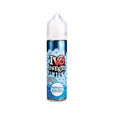 IVG Sweets - Shake & Vape Liquid - Bubblegum No Ice