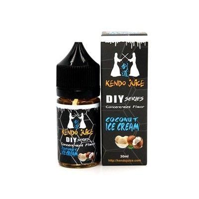 Kendo Juice - Aroma - Coconut Ice Cream