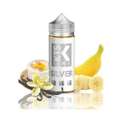 KTS Line - Silver - Longfill Aroma