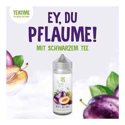 KTS - Tea - Pflaume - Longfill Aroma