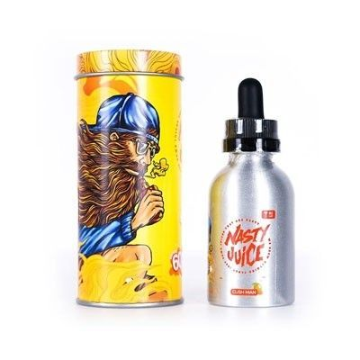 Nasty Juice - Shake & Vape Liquid - Cush Man