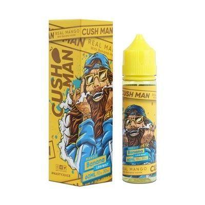 Nasty Juice - Cush Man - Shake & Vape Liquid - Mango Banana