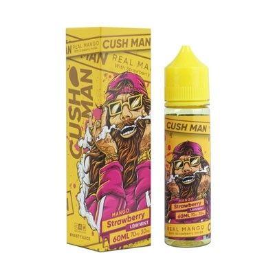 Nasty Juice - Cush Man - Shake & Vape Liquid - Mango Strawberry