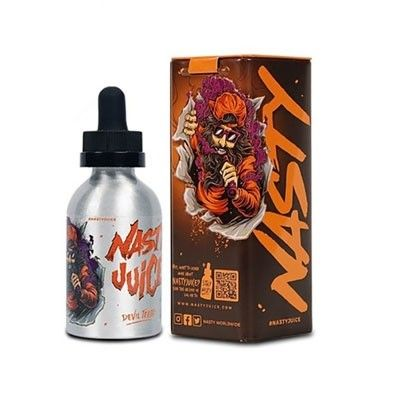 Nasty Juice - Shake & Vape Liquid - Devil Teeth