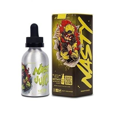Nasty Juice - Shake & Vape Liquid - Fat Boy