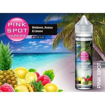Pink Spot Vapors - Shake & Vape Liquid - Pink Spot