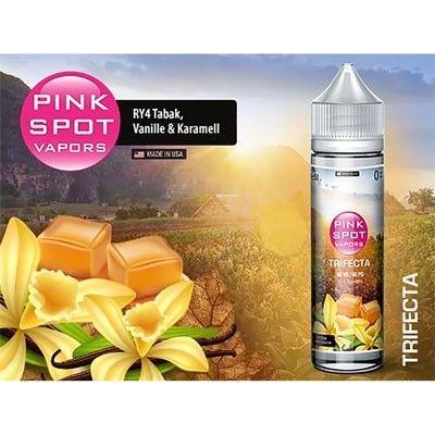 Pink Spot Vapors - Shake & Vape Liquid - Trifteca
