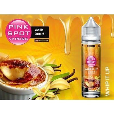 Pink Spot Vapors - Shake & Vape Liquid - Whip It Up