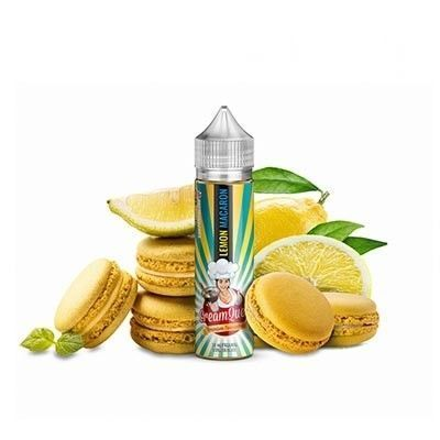 PJ Empire - Cream Queen - Lemon Macaron - Longfill Aroma