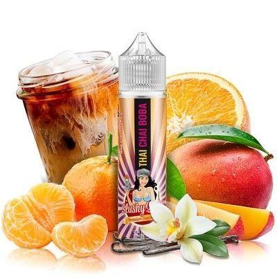 PJ Empire - Slushy Queen - Thai Chai Boba - Longfill Aroma