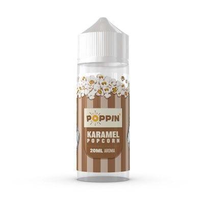 Poppin - Karamel Popcorn - Longfill Aroma