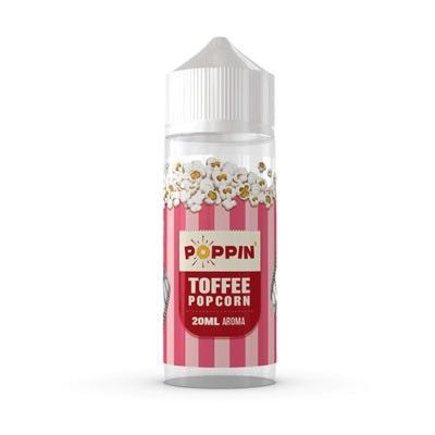 Poppin - Toffee Popcorn - Longfill Aroma