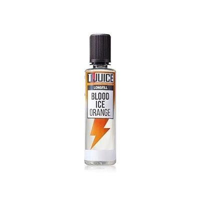T-Juice - Blood Ice Orange - Shake & Vape Liquid