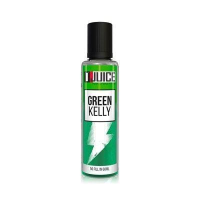 T-Juice - Green Kelly - Shake & Vape Liquid