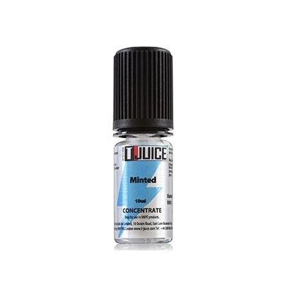 T-Juice - Minted - Aroma