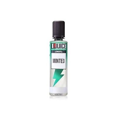 T-Juice - Minted - Shake & Vape Liquid