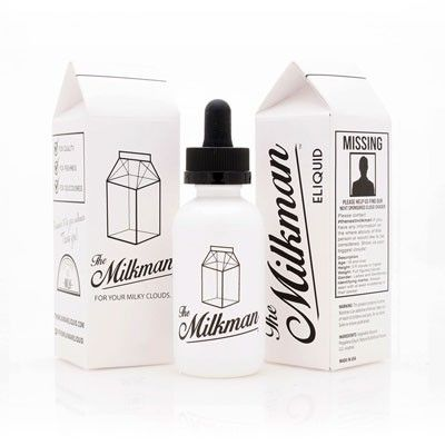 The Milkman - Shake & Vape Liquid - The Milkman - 50ml