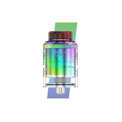 ThunderHead Creations (THC) - Tauren MAX RDTA - Selbstwickelverdampfer