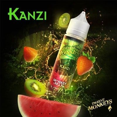 Twelve Monkeys - Shake & Vape Liquid - Kanzi