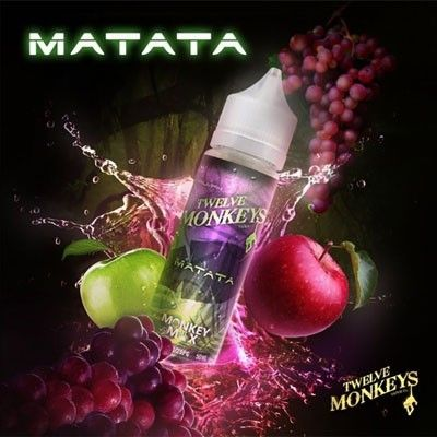 Twelve Monkeys - Shake & Vape Liquid - Matata