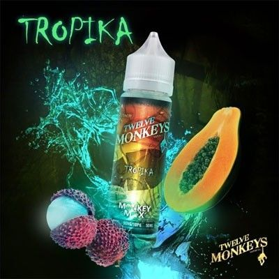 Twelve Monkeys - Shake & Vape Liquid - Tropika