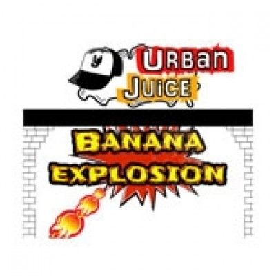 Urban Juice Aroma - Banana Explosion