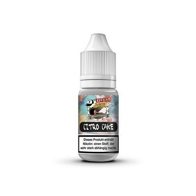 Urban Juice Liquid - Citro Cake