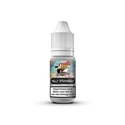 Urban Juice Liquid - Holly Strawberry