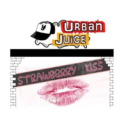 Urban Juice Aroma - Strawberry Kiss