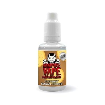Vampire Vape - Coconut Sugar Cookie - Limited Edition Aroma 30ml