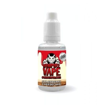 Vampire Vape - Strawberry Cheesecake - Limited Edition Aroma 30ml