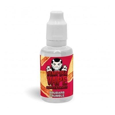 Vampire Vape Rhubarb Crumble Aroma 30ml
