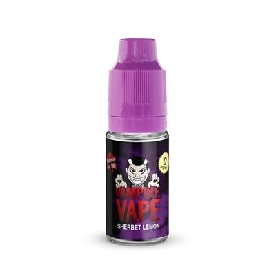 Vampire Vape Liquid - Sherbet Lemon 10ml