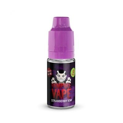 Vampire Vape Liquid - Strawberry Kiwi