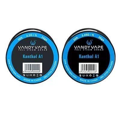 Vandy Vape Wickeldraht - Kanthal A1
