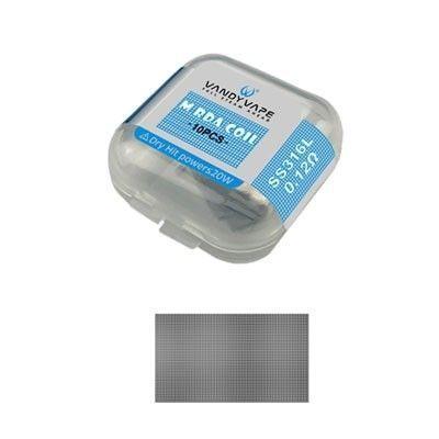 Vandy Vape - Mesh RDA Coil - SS316L
