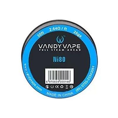 Vandy Vape Wickeldraht - Ni80 - 26ga